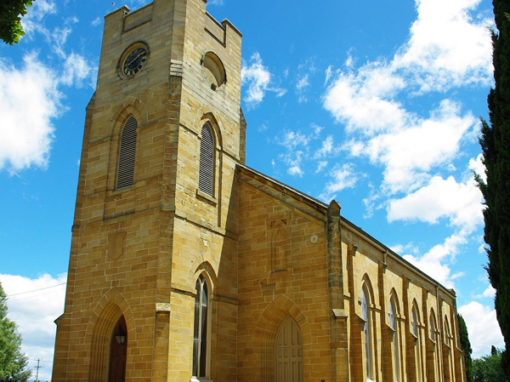 Christ Church, Longford Tasmania